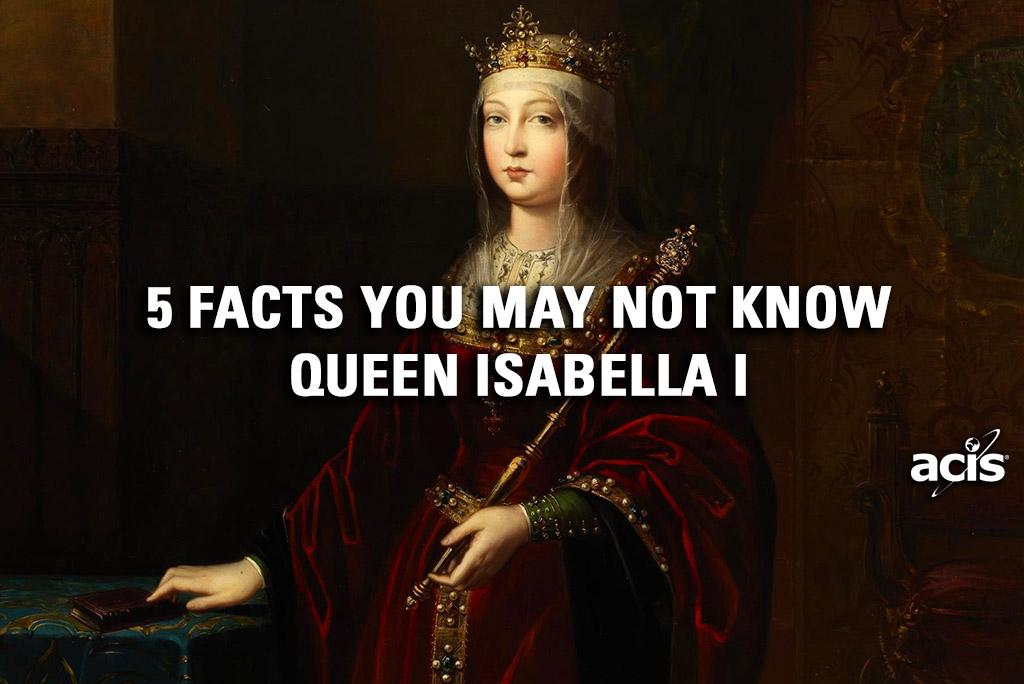 queen of spain isabella