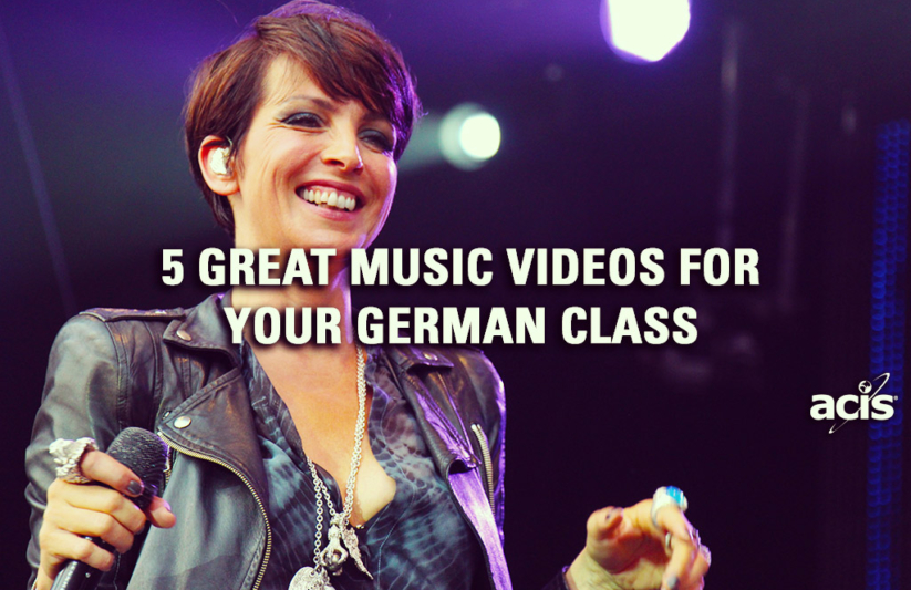 5 Great Music Videos For Your German Class Acis