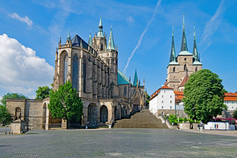Erfurt Cathedral, Germany