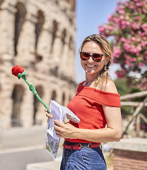 Tour Manager Cristina Hurduiala