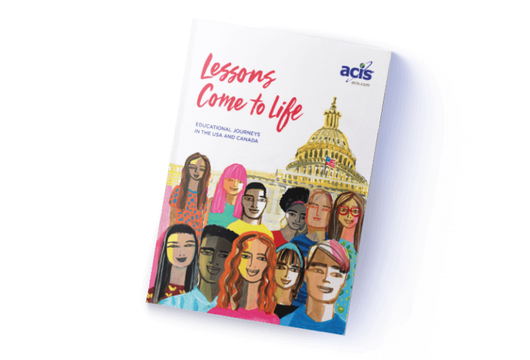 Cover of ACIS USA and Canada Brochure