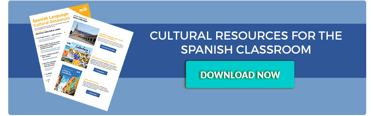 cultural resources for the language classroom