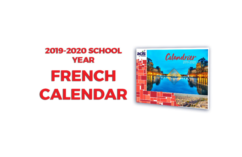 Calendrier World Tour 2020.2019 2020 French Language Calendar Acis Educational Tours