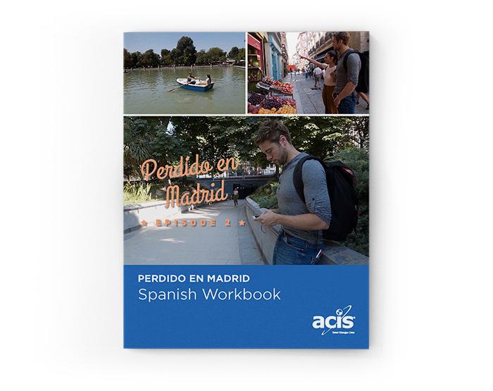 Perdido en Madrid Ep 2 Workbook