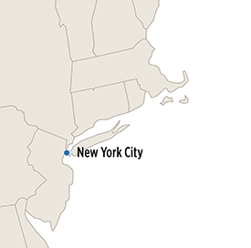 Map of Spanish On Location: New York itinerary