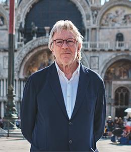 Peter Jones in Venice