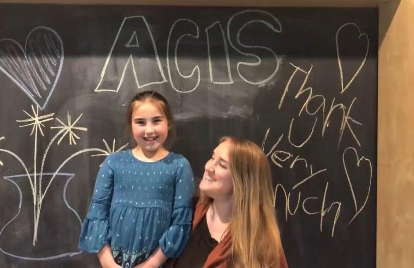 ACIS Team says happy teacher appreciation week