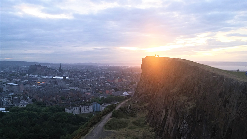 Photography Spots in Edinburgh