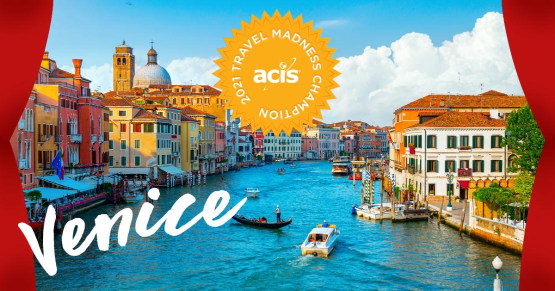ACIS Travel Madness Winner