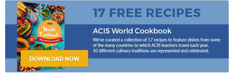 ACIS World Cookbook