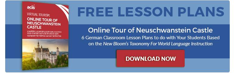 Online Tour of Neuschwanstein Castle