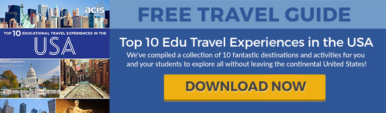 Top 10 Educational Travel Experiences in the USA