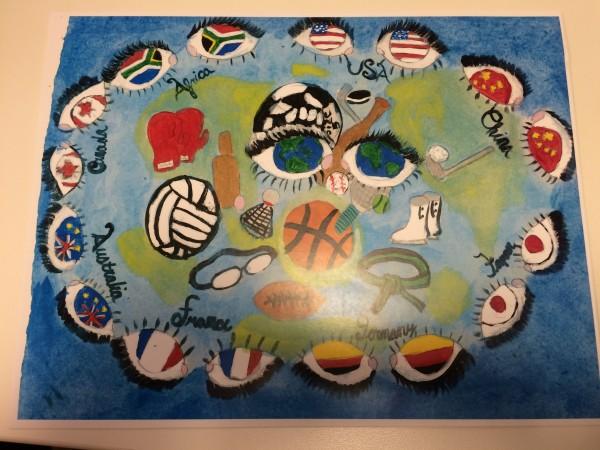 Sports Are the Eyes of the World, Jaya Tuggle
