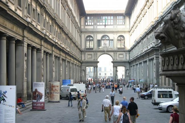 Florence_Uffizi_Gallery