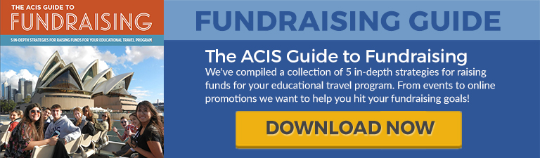 ACIS Guide to Fundraising