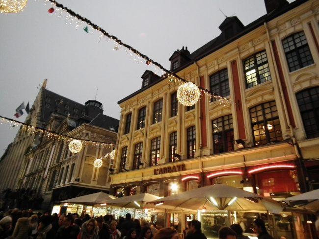 Lille Christmas 2016