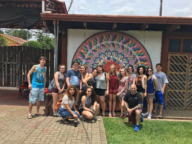 educational tour to sarchi costa rica